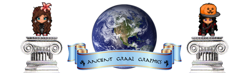 Heads Ancient Graal Graphics